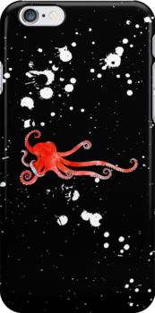 Inky the Octopus by erndub