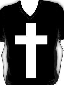 Cross (Faithful to God) [dark] T-Shirt