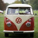 VW Campervan by Martyn Franklin