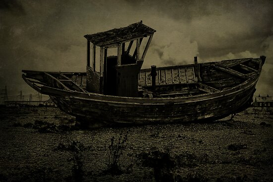 High And Dry by Dave Godden
