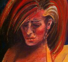 Upset Amy Wiehouse by jj1953