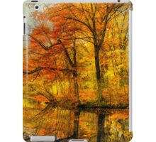 Fall colors of New England iPad Case/Skin