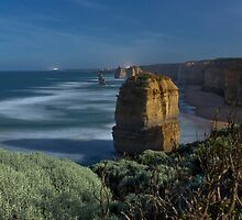 Several Apostles in Moonlight by pablosvista2