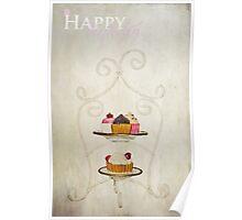 Happy Birthday (Cake Version) Poster
