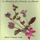 In Memory by Greybeard