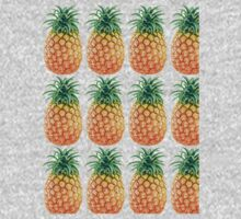 pineapple by loryzut