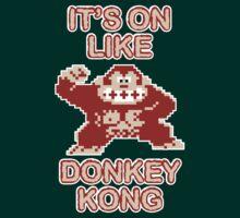 Donkey Kong by DesignGuru
