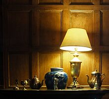 Still Life with Lamp Light by Yampimon