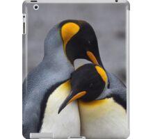 King Penguins in Love iPad Case iPad Case/Skin