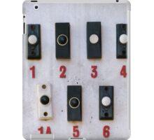 Doorbells iPad Case/Skin