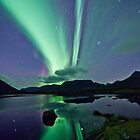 Aurora Raising by Frank Olsen