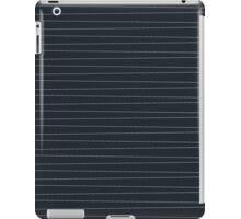 Pin Stripes, Groovy iPad Case/Skin