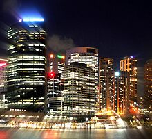Sydney Night Utopia by SkatingGirl