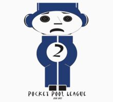 Pocket Pool League (Blue Ball) by Brian Alexander