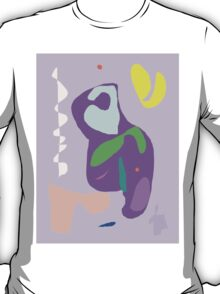 Pure Water Meditation Pencil Egg Paper T-Shirt
