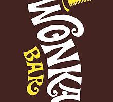 Wonka Chocolate Bar by milica3