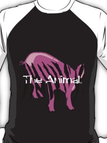 Pig - The Animal in YOU T-Shirt
