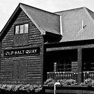 Old Salt Quay Pub in Rotherhithe by A.David Holloway