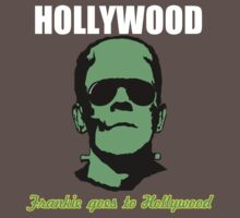 Frankie goes to Hollywood by superedu