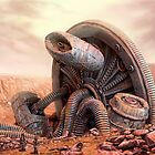 Curse of the Red Planet by Stefan Boettcher