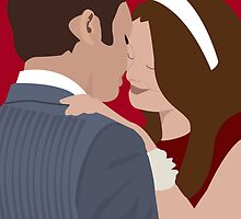 Chuck and Blair by Jessica Slater