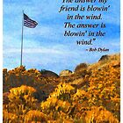 The Answer Is Blowin' In The Wind by Glenn McCarthy