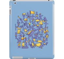 42 Uses for Towels iPad Case/Skin