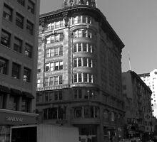 Powell Street, San Francisco  by Lucy Adams