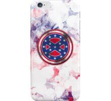 Captain Confederate iPhone Case/Skin