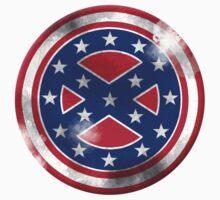 Captain Confederate by erndub
