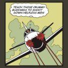 Buzzards by Mark Wilson