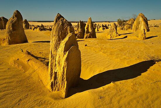 Pinnacles One by Werner Padarin