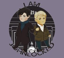 I Am Johnlocked by Littleartbot