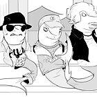 Sharkie Boys by Danger12h08