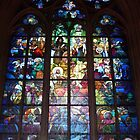 Stained Glass Window by SHappe