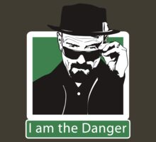 """I am the Danger"" _ Heisenberg by Théo Proupain"