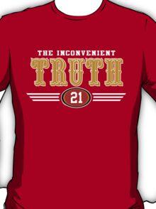 "VICT San Francisco Gore ""The Inconvenient Truth"" T-Shirt"