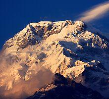 The Annapurnas, Himalayas - Nepal by TravelShots