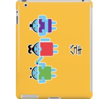 Droidarmy: Fruity Oaty Droids iPad Case/Skin