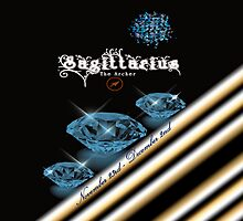 Zodiak IPhone/IPad Cover: Sagittarius by D Johnson-Dixon