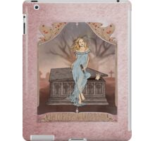 Boticelli Buffy Nouveau iPad Case/Skin