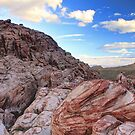 Red Rock Canyon 2 by Tracy Friesen