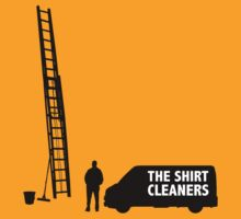 The Shirt Cleaners by Martin Madsen