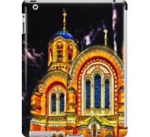 St Volodymyr's Cathedral  iPad Case/Skin