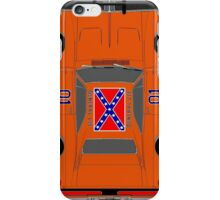 "The General Lee (Please click ""description"" for real pics of case) iPhone Case/Skin"