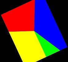 ipad case - Tilt! by Mark Podger