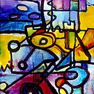 Suburban Beat by Regina Valluzzi