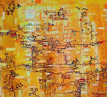 Lattice Animals by Regina Valluzzi