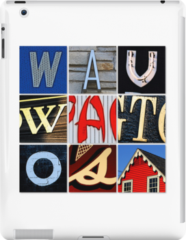Wauwatosa Letters by gstrehlow2011