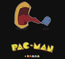 Hungry pacman by KeepItStupid